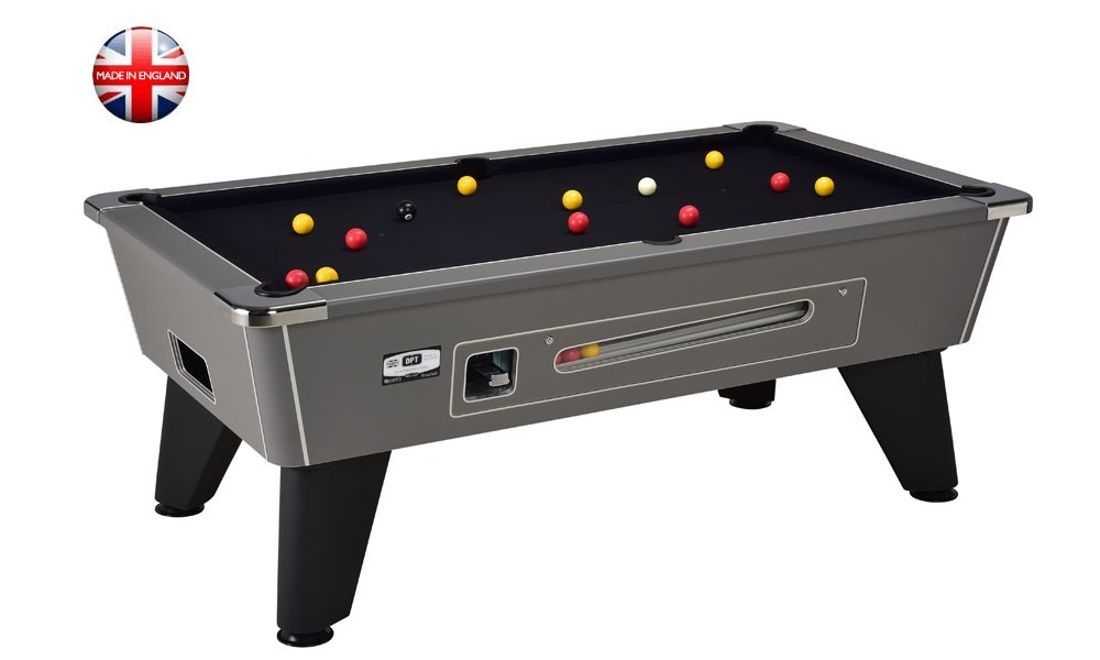 Billard Sheffield 7ft Onyx à monnayeur 2.0