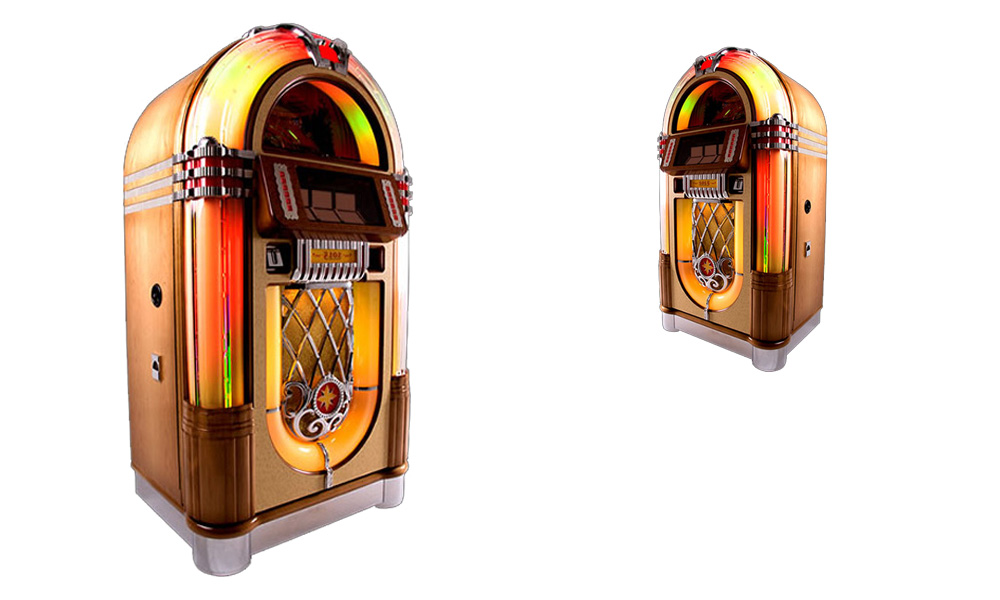 juke box classic 1015. Black Bedroom Furniture Sets. Home Design Ideas