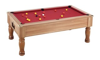 Billard BlackPool 7ft Châtaignier