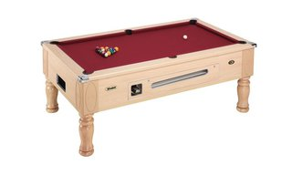 Billard BlackPool 7ft Pêche à monnayeur