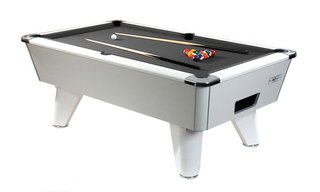 Billard Club 7ft Blanc