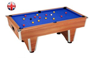 Billard Freeplay 7ft Châtaignier