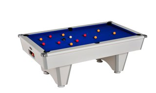 Billard Freeplay 6ft Blanc