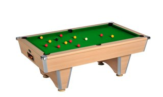 Billard Freeplay 6ft Chêne Clair