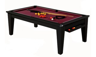 Billard Pool Newbury 6ft Noir