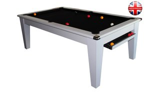 Billard Pool Newbury 6ft Blanc