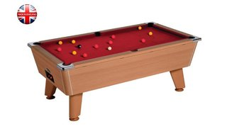 Billard Sheffield 7ft Chataignier