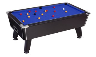 Billard Sheffield 6ft Noir