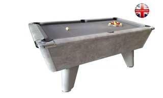 Billard Club 7ft Gris Italien