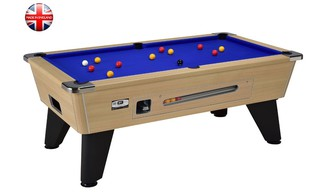 Billard Sheffield 7ft Chene Clair ‡ monnayeur 2.0