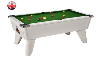 Billard Oméga Dom 6ft Blanc 2.0