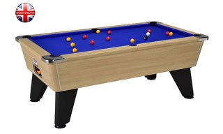 Billard Sheffield 7ft chêne clair 2.0