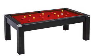 Billard Pool Sutton 7ft Noir