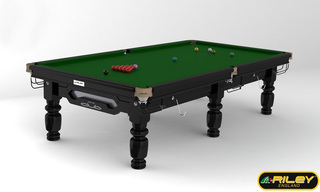 Snooker RILEY Club 8 ft noir