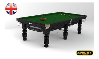 Snooker RILEY Club 9 ft noir
