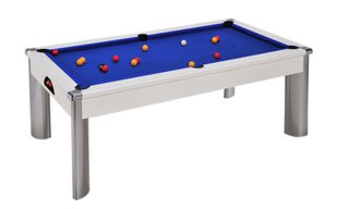 Billard Pool Xénon 7ft Blanc