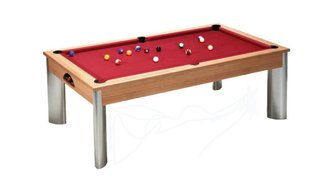Billard Pool Xénon 7ft Châtaignier