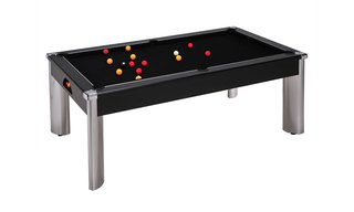 Billard Pool Xénon 7ft Noir