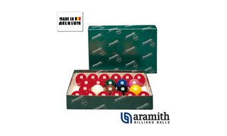 Billes Snooker Aramith 52 mm