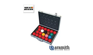 Billes Snooker Aramith 52 mm Champion Pro Cup SuperPro1G