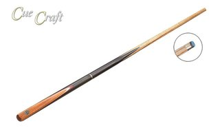 Queue billard Cue Craft Black Butt (3/4) Flammé