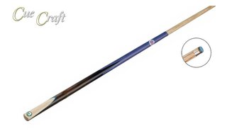 Queue billard Cue Craft PC1 Bleue (1pc)