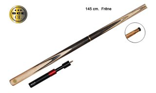 Queue billard 3/4 Lambert 38F 145 cm frêne