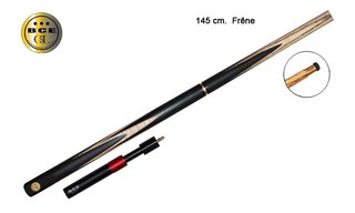 Queue billard 3/4 Lambert 42F 145 cm frêne