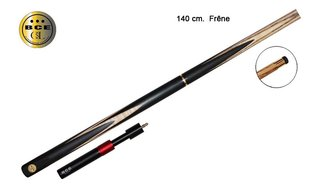 Queue billard 3/4 Lambert 44F 140 cm frêne