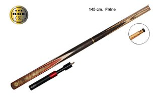 Queue billard 3/4 Lambert 46F 145 cm frêne