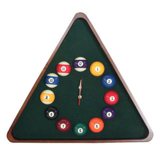 Pendule Billard Triangle