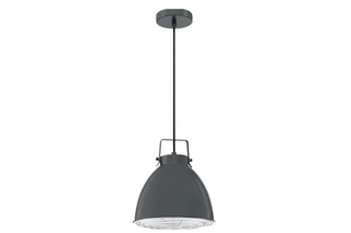 Suspension Atlas 1 Globe Gris
