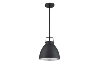 Suspension Atlas 1 Globe Noir