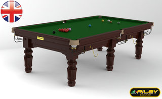 Snooker RILEY Renaissance 9 ft Acajou